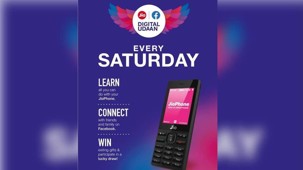 Reliance Jio launches digital literacy program for first time internet users