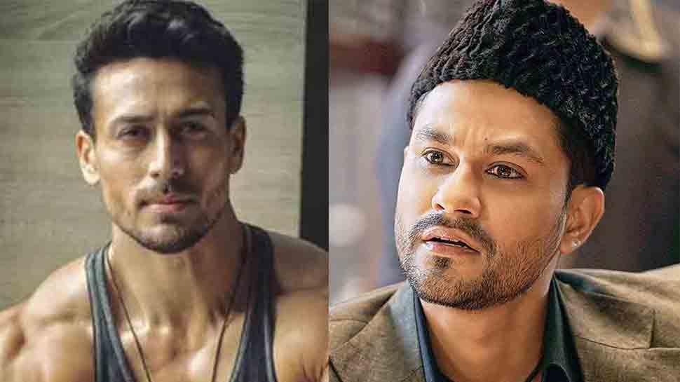 Tiger Shroff, Kunal Kemmu give Bottle Cap Challenge a twist