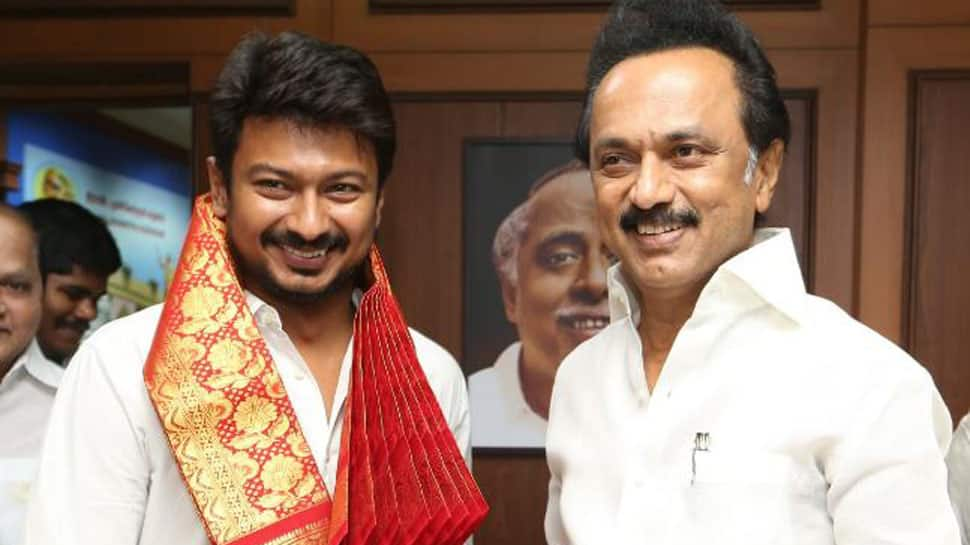 MK Stalin's son Udhayanidhi appointed DMK's youth wing secretary
