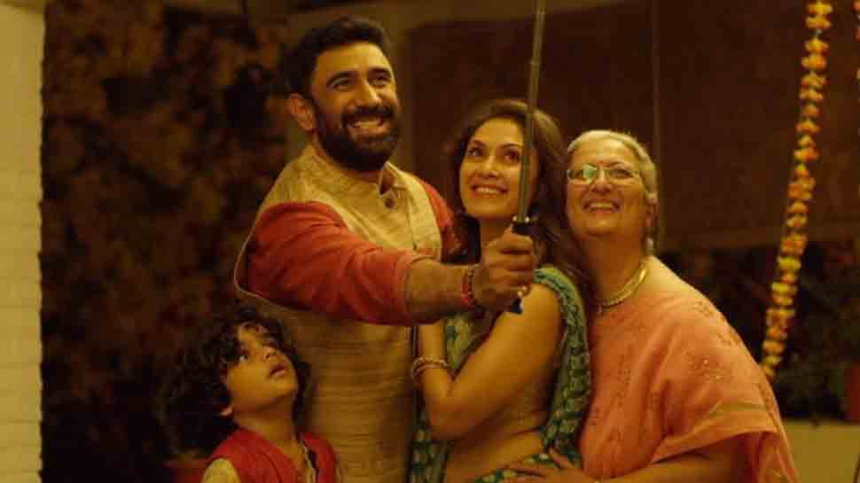 Amit Sadh to feature in suspense thriller 'Barot House'