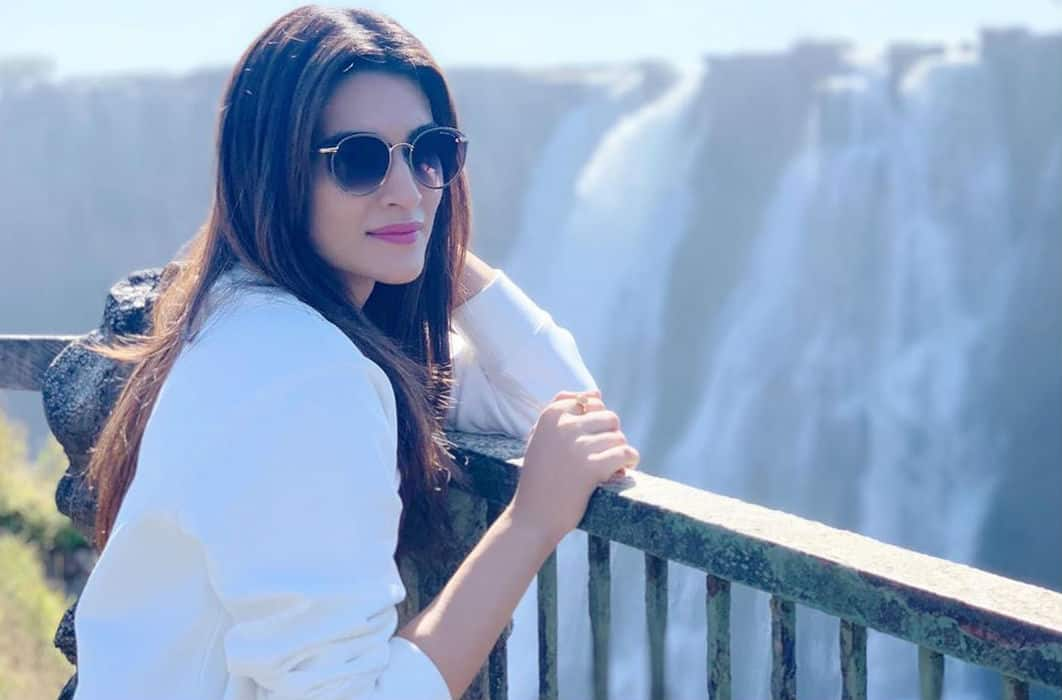 Kriti Sanon jets off to Zambia with friends and the pics are making us very jealous
