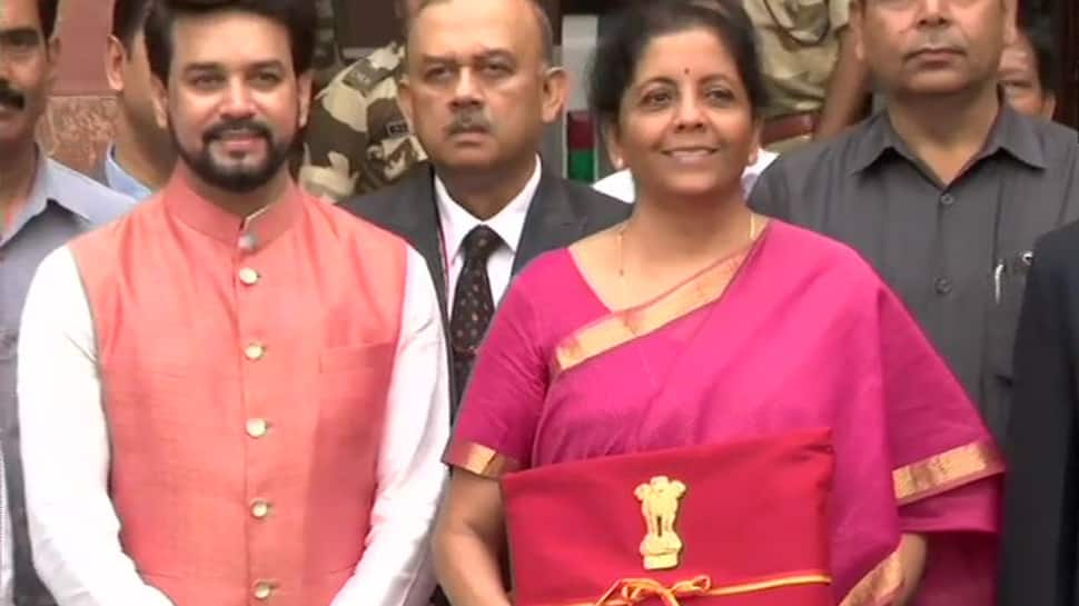 Union Budget 2019: A look at the team behind Nirmala Sitharaman's maiden budget