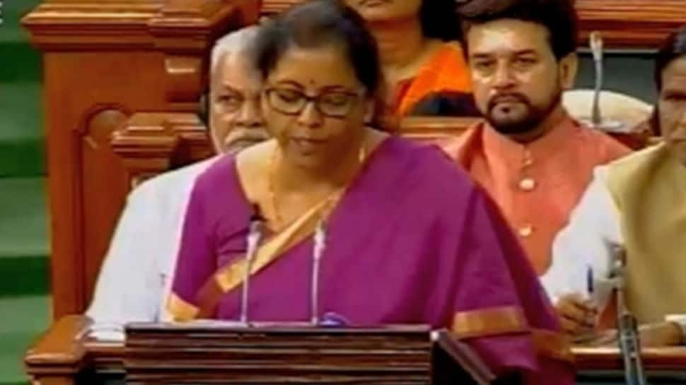 Union Budget 2019: Nirmala Sitharaman flags 10-point 'Vision for the Decade'