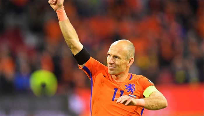 Former Bayern Munich striker Arjen Robben bids adieu to football