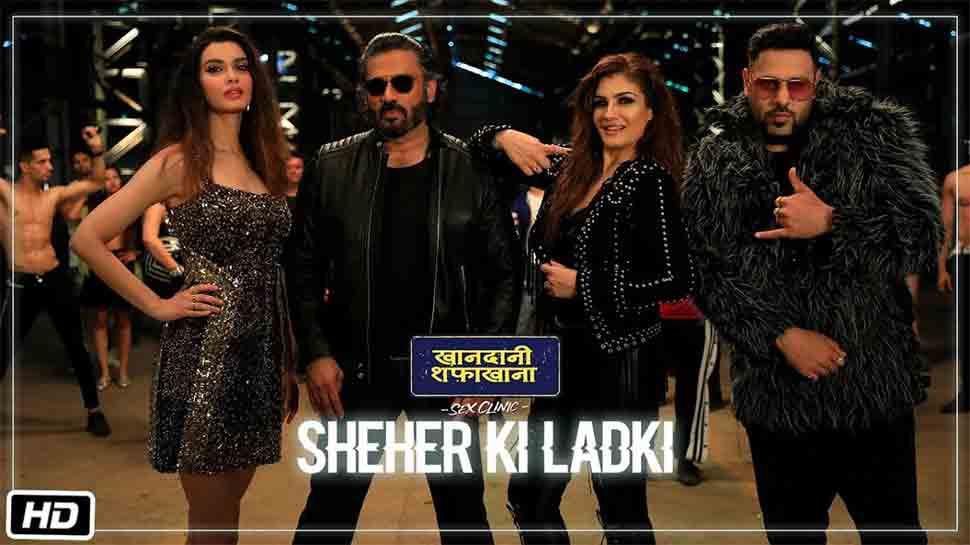 Love recreated version of 'Sheher ki...': Suniel Shetty