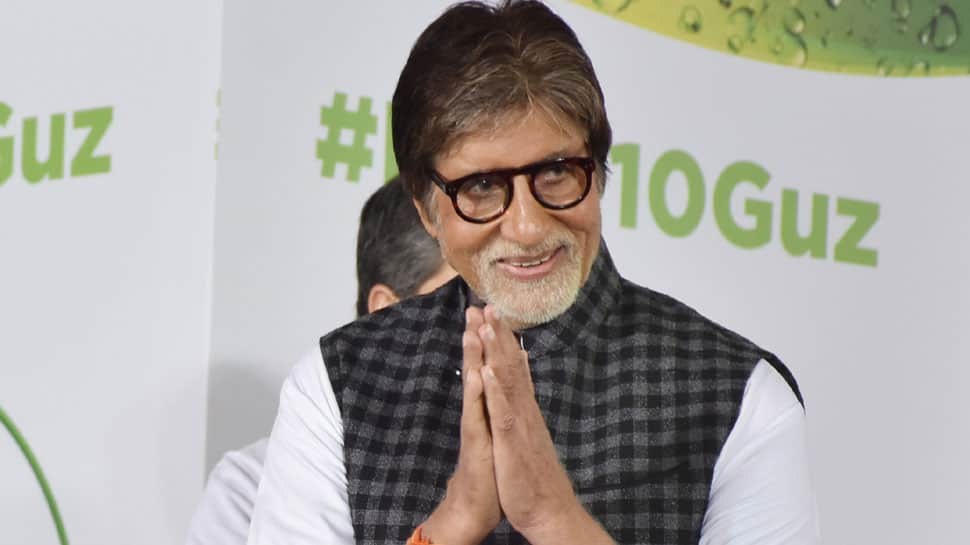 Amitabh Bachchan reminisced old times on off day