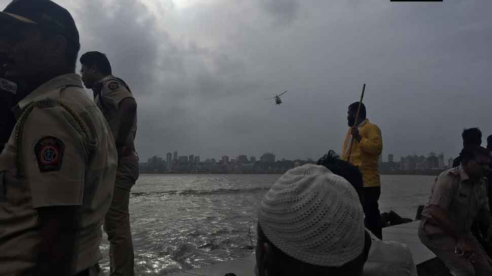 2 drown in Mumbai during high tide, rescue and search