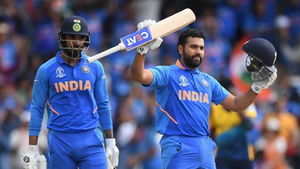 World Cup 2019: Five-star Rohit Sharma, centurion KL Rahul lead India's demolition of Sri Lanka