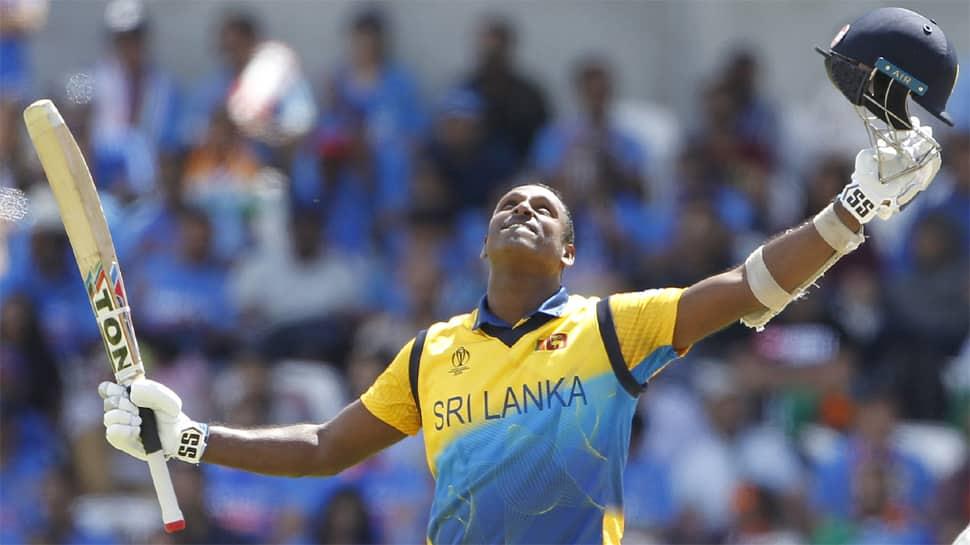 World Cup 2019: Angelo Mathews, Sri Lanka's last man standing