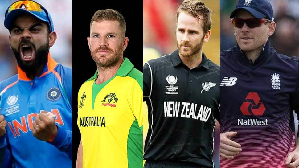 Final four target World Cup history as they prepare for semi-final showdowns