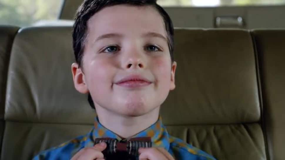 'Young Sheldon' star Iain Armitage wants to visit India