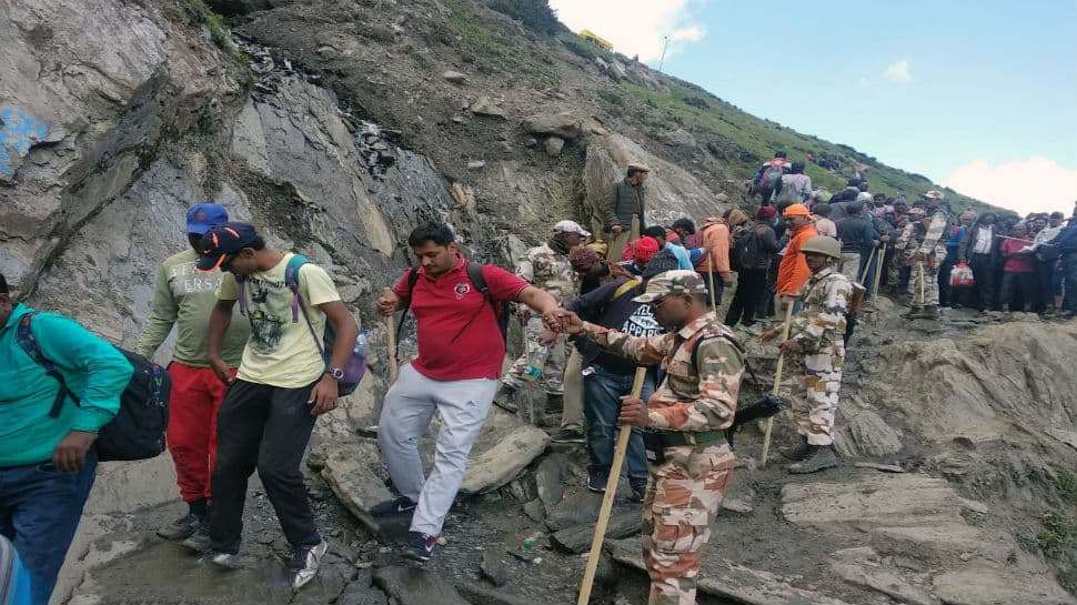 Amarnath Yatra 2019 has caused trouble in daily lives of locals: Mehbooba Mufti