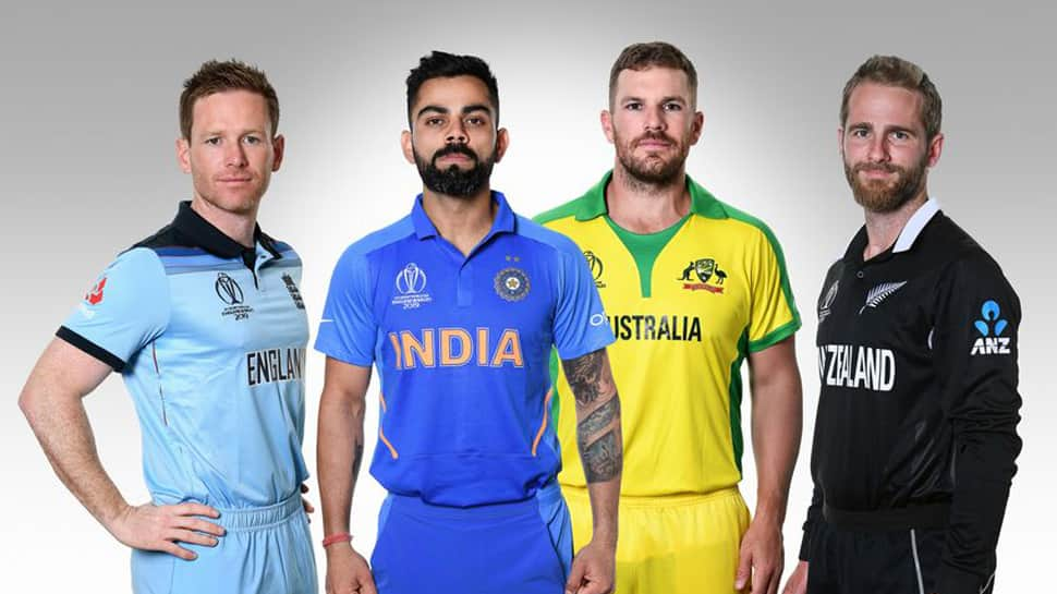 ICC World Cup 2019: A look at the numbers behind success of top four – India, England, Australia and New Zealand