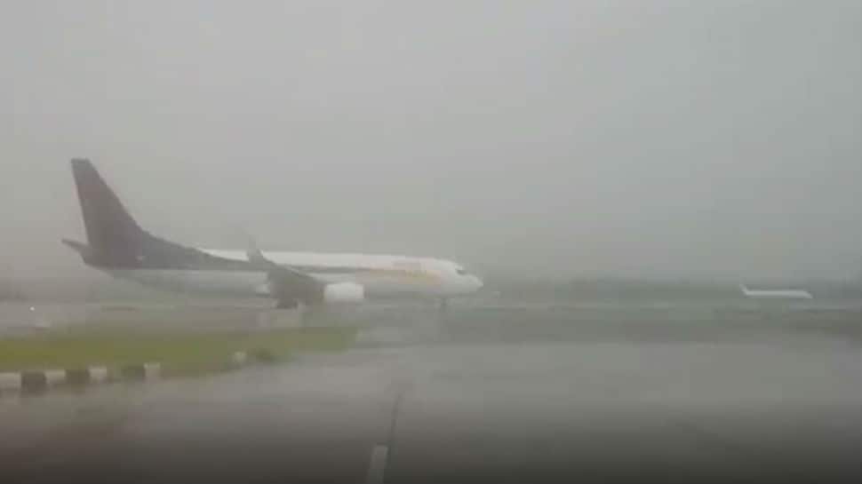Heavy rain takes toll on operations at Mumbai airport, several flights delayed