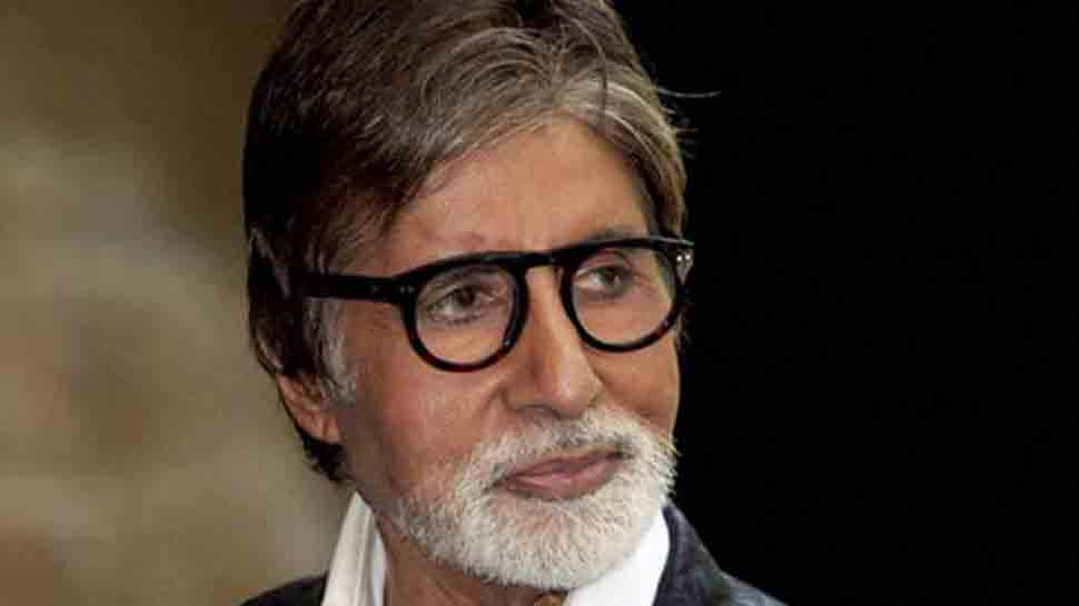 Amitabh Bachchan feels blessed to work with young, fresh talent