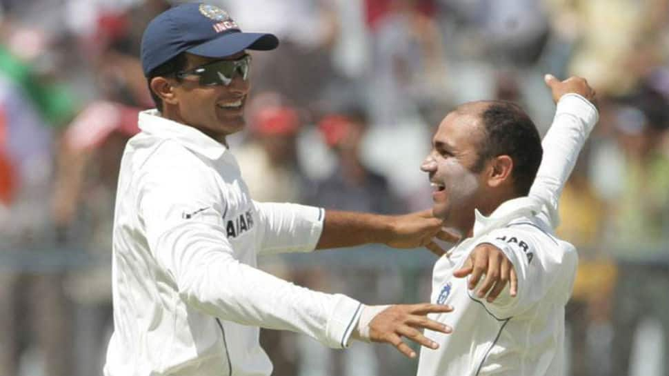 Virender Sehwag sends birthday wishes to Sourav Ganguly, 'captain with 56-inch chest'