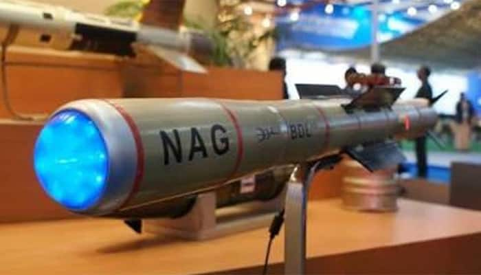 DRDO successfully tests armour-piercing Nag missiles at Pokhran range