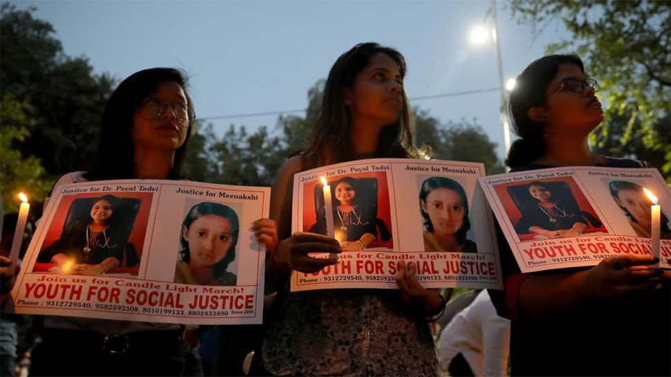 Payal Tadvi suicide case: RTI reveals hospital got 4 ragging complaints, met just 1 student