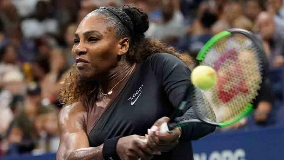 Serena Williams crushes Suarez Navarro to reach Wimbledon quarter-finals
