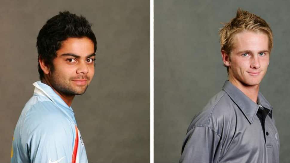 From 2008 U-19 World Cup to 2019 World Cup semis: Déjà vu for Virat Kohli and Kane Williamson