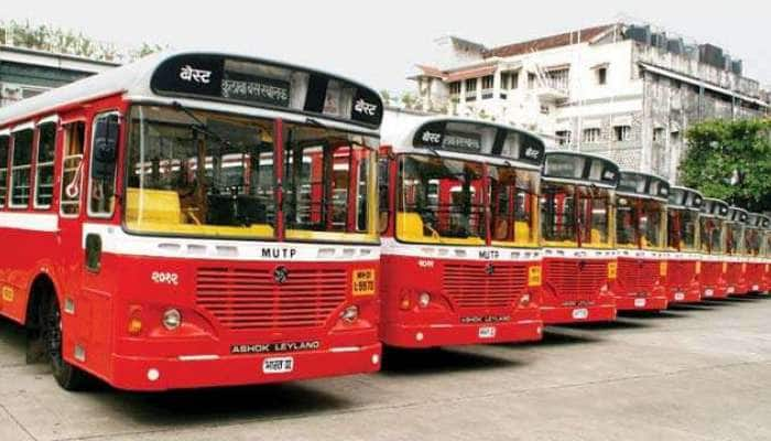 Reduced fares of BEST buses in Mumbai to come into effect from Tuesday