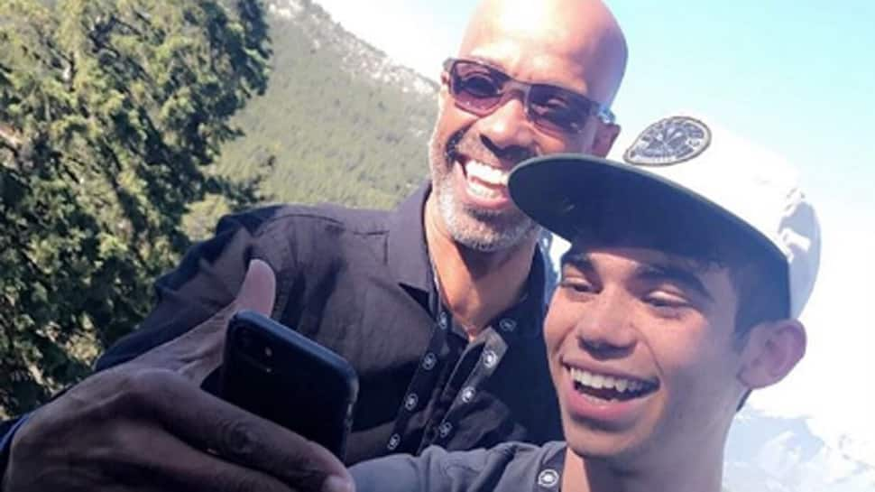 Cameron Boyce's father opens up about his death, says he 'can''t wake up' from 'this nightmare'