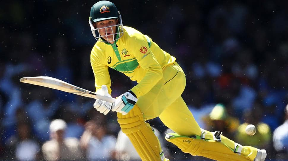 Australia's Peter Handscomb to make World Cup debut during semi-final clash vs England