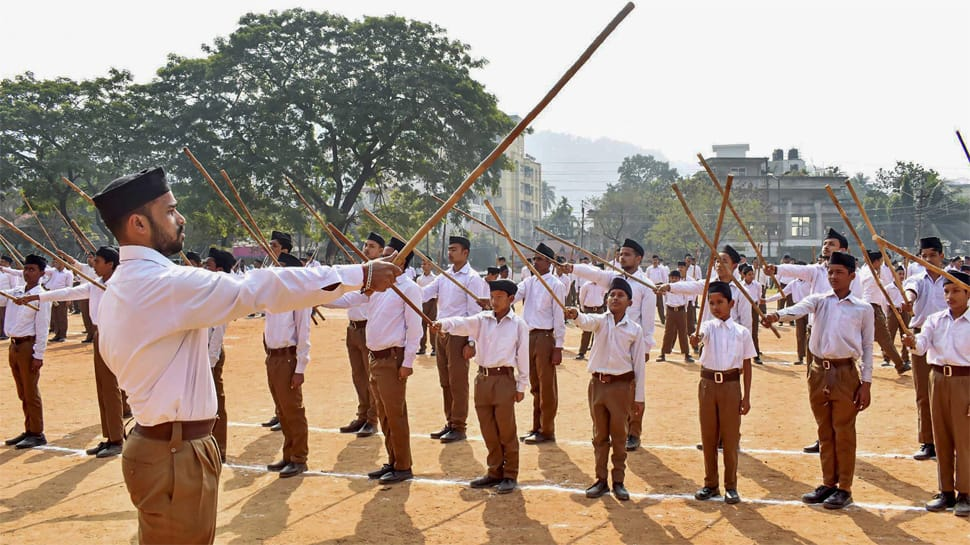Nagpur university introduces chapter on RSS' role in 'nation-building' in BA syllabus