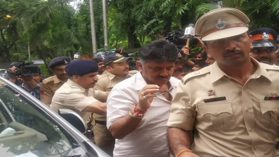 Of beating hearts and family bonds: DK Shivakumar showers verbal love to woo dissenting Karnataka MLAs