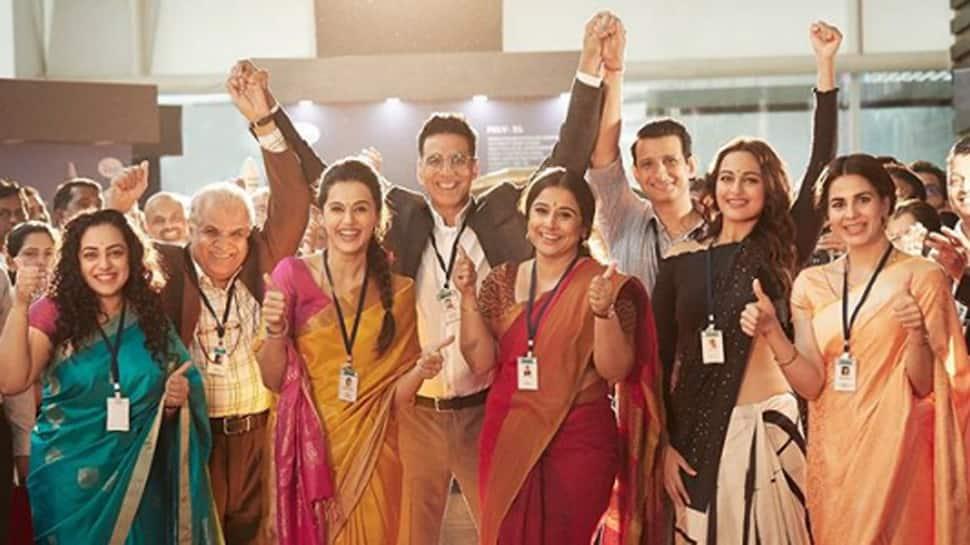 Mission Mangal starring Akshay Kumar celebrates the women brigade—See new pic