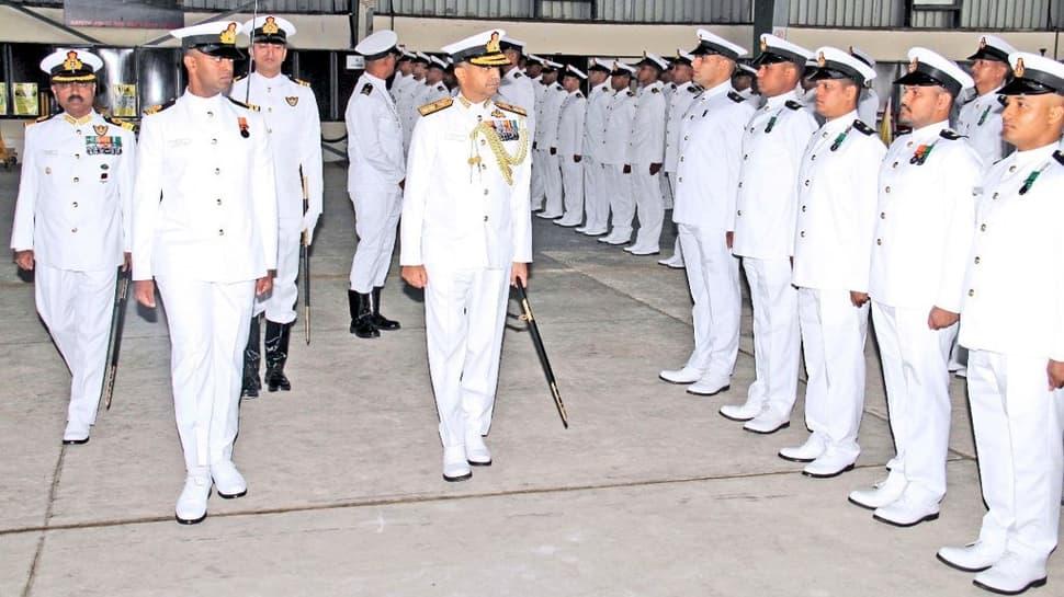 13 Navy, 3 Coast Guard officers graduate as Observers at Passing Out Parade at INS Garuda