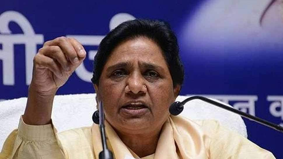 BJP damaging democracy through money, muscle power: Mayawati on political crisis in Karnataka, Goa
