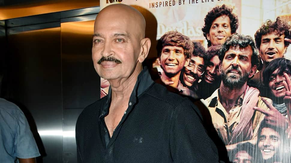 Father Rakesh Roshan backs son Hrithik Roshan, attends 'Super 30' special screening—Photos