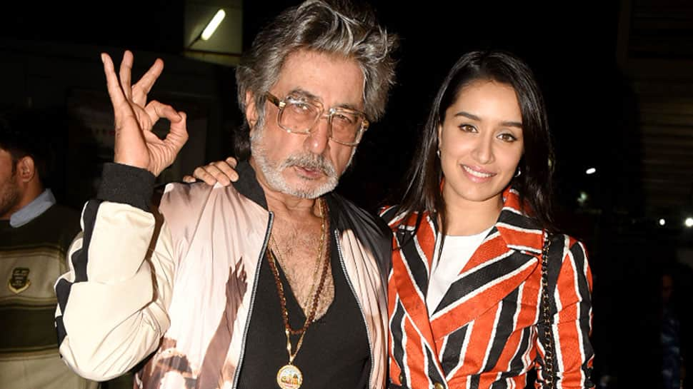 Dad Shakti Kapoor laughs off Shraddha Kapoor's wedding rumour