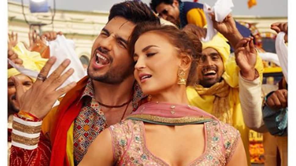 Sidharth Malhotra, Elli AvrRam groove to 'Zilla Hilela' from 'Jabariya Jodi'