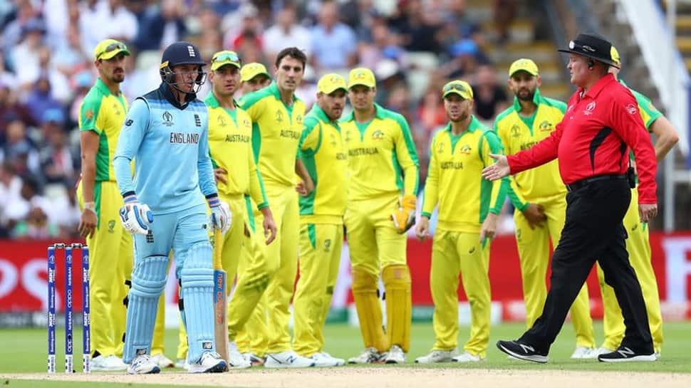 World Cup 2019: England's Jason Roy fined for showing dissent at umpire's decision
