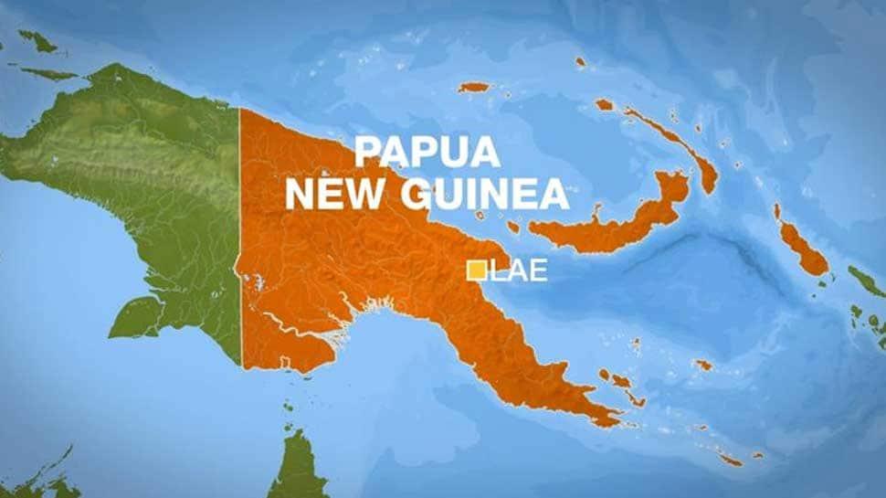 6.0 magnitude earthquake rattles Papua New Guinea