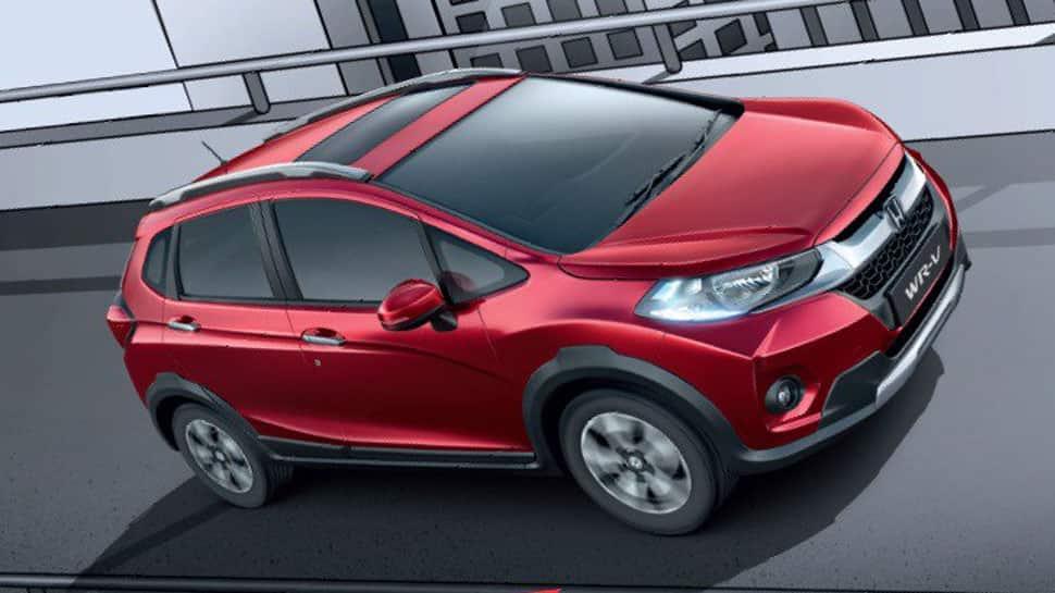 Honda WR-V diesel V grade launched in India at Rs 9.95 lakh