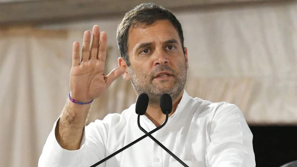 Rahul Gandhi attacks BJP over Goa and Karnataka, accuses it of using 'money and power' to disrupt state