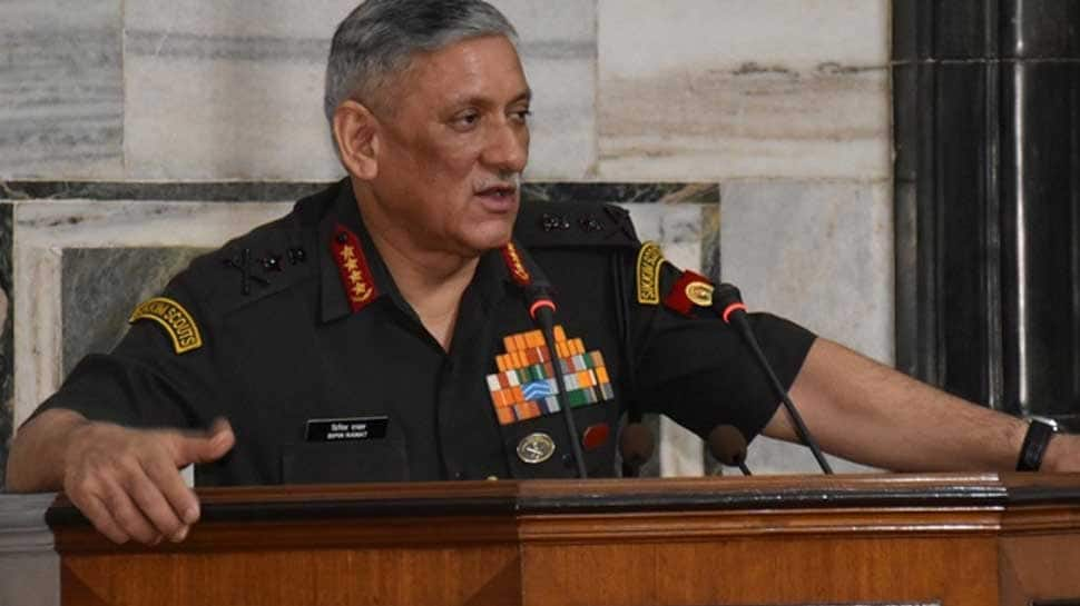 Any misadventure by Pakistan will be repelled with punitive response: Army Chief Gen Bipin Rawat