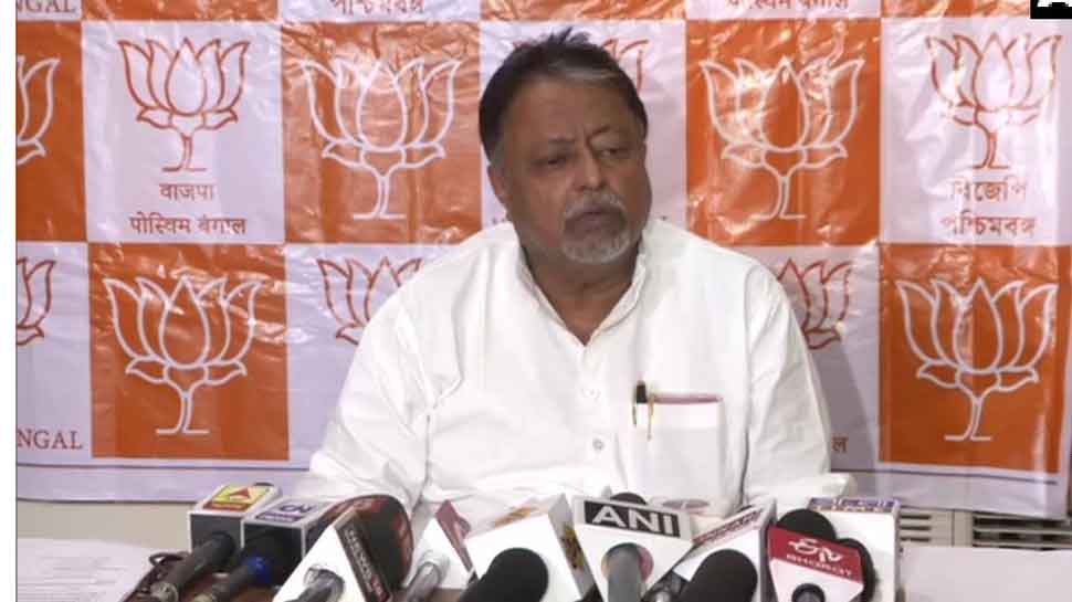 West Bengal MLAs from CPM, Congress and TMC will join BJP, claims Mukul Roy