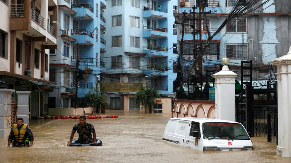 43 dead in Nepal, six districts in Bihar stare at floods as rains swell rivers