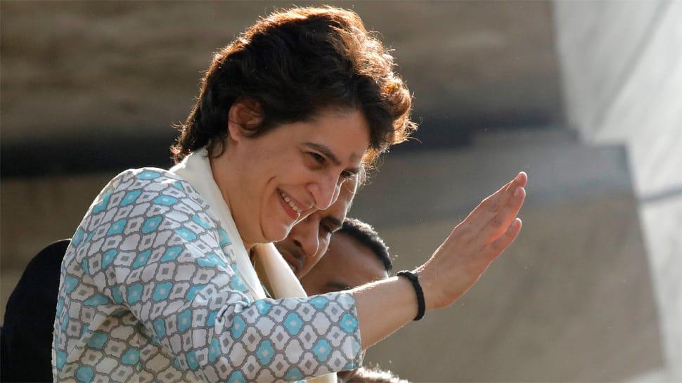 Priyanka Gandhi Vadra takes charge of Uttar Pradesh Congress