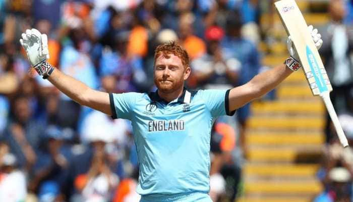 Jonny Bairstow gets his favourite bat repaired just before final