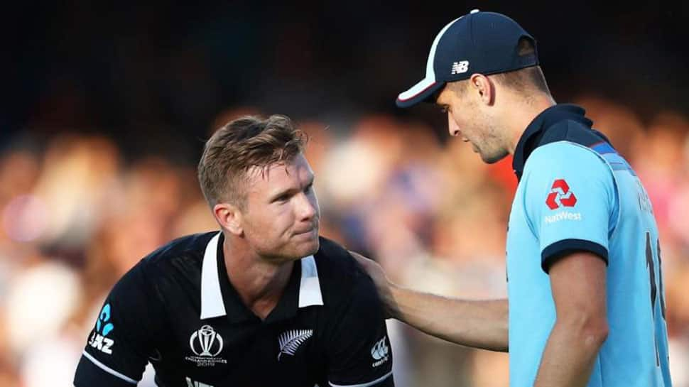 ICC World Cup 2019 final: New Zealand vs England--Statistical Highlights