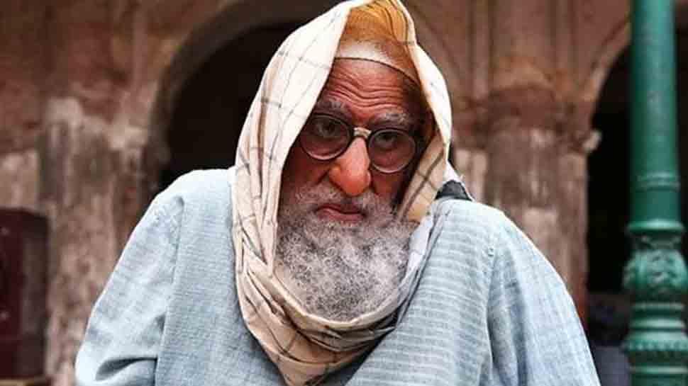 Use of prosthetics not that easy: Amitabh Bachchan