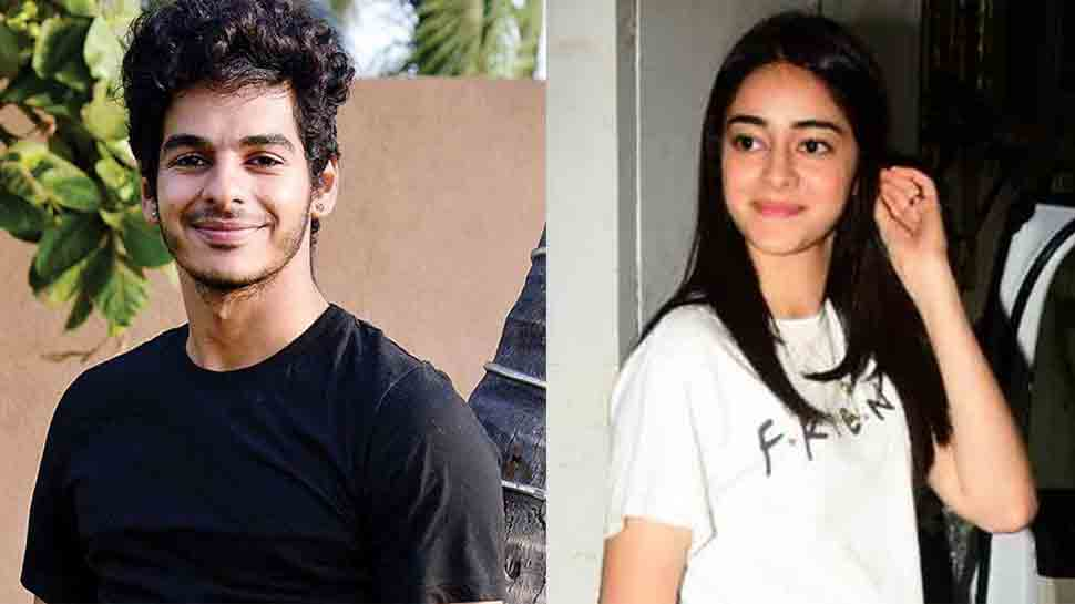 Ishaan Khatter, Ananya Panday roped in for Ali Abbas Zafar's romantic film?