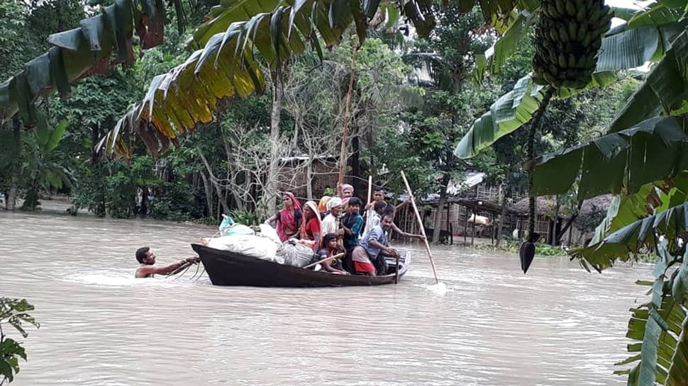Floods wreak havoc in Bihar; 9 districts affected, at least 13 dead, several missing