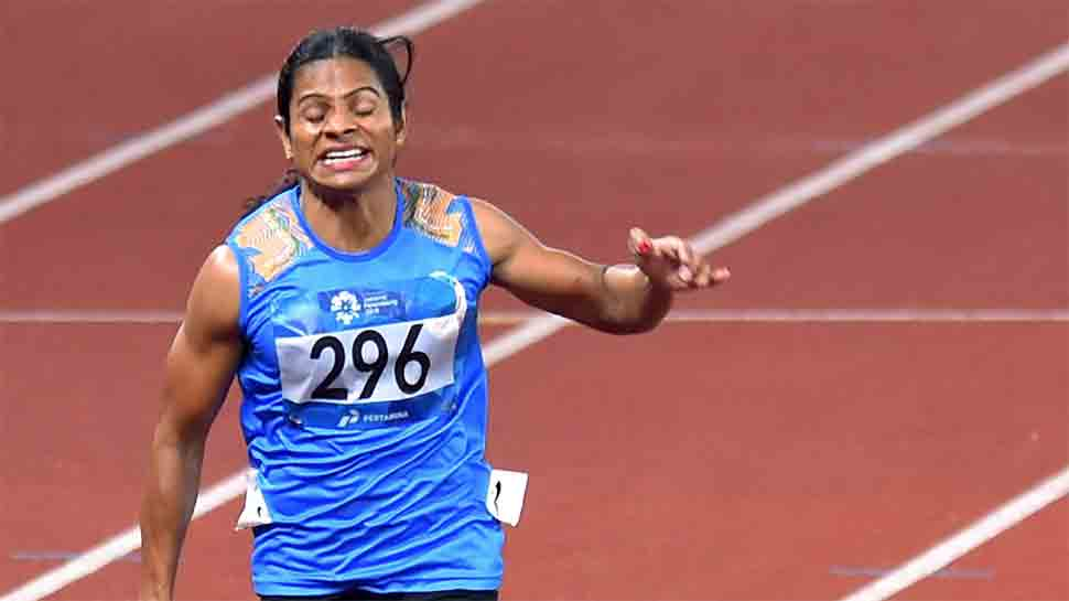 On-field performance unaffected by scrutiny surrounding personal life: Dutee Chand