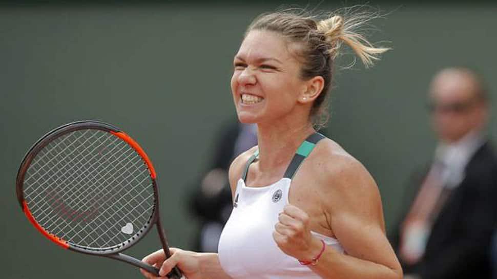Wimbledon champion Simona Halep enjoys Romania's adulation